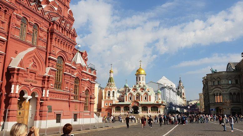 Moskva kroz 3 dana – carstvo ljepote na karti svijeta